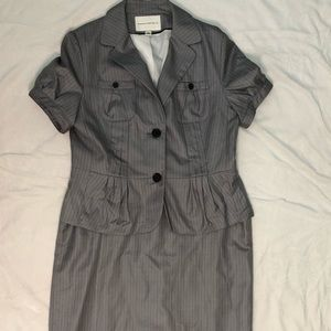 Banana Republic Skirt Suit Set